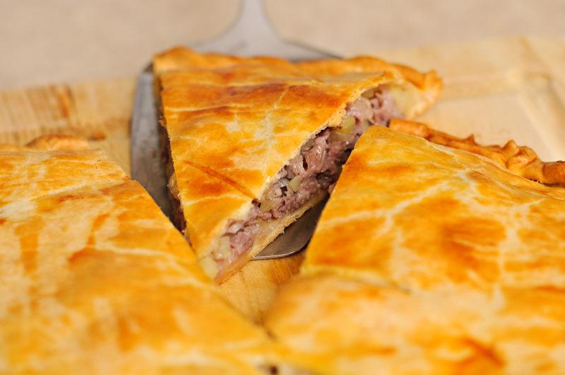 Мясной пирог рецепты приготовления