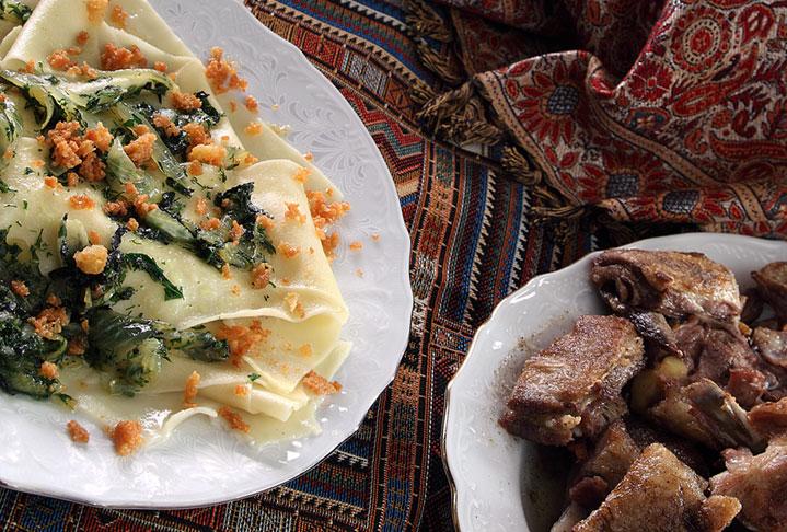 как готовить бешбармак