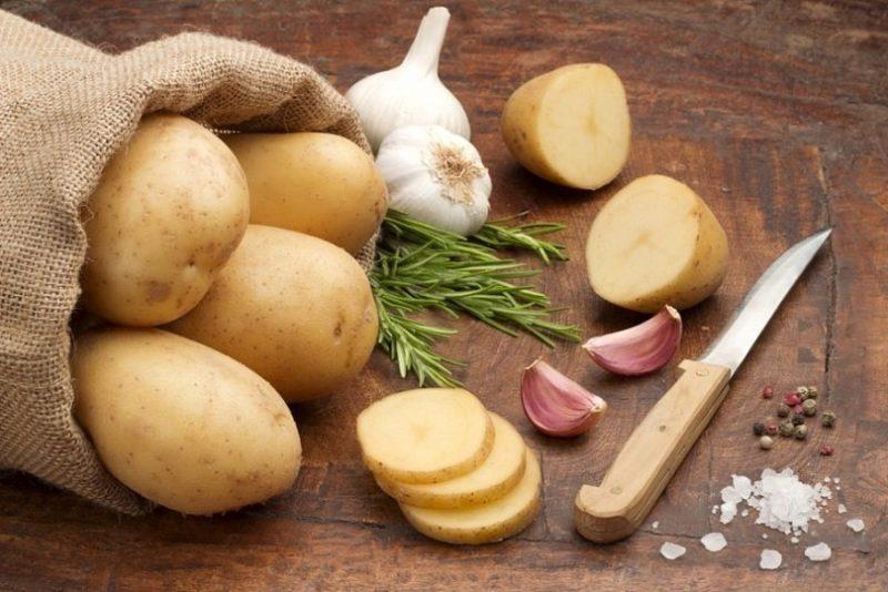 как сделать картофель