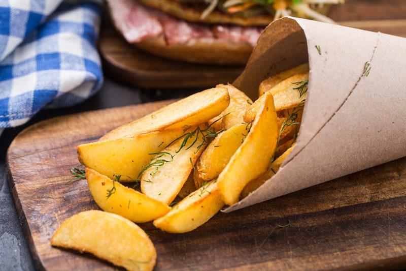 картофель рецепты