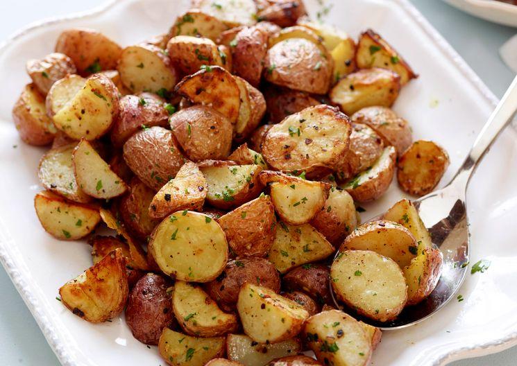 картофель рецепт приготовления