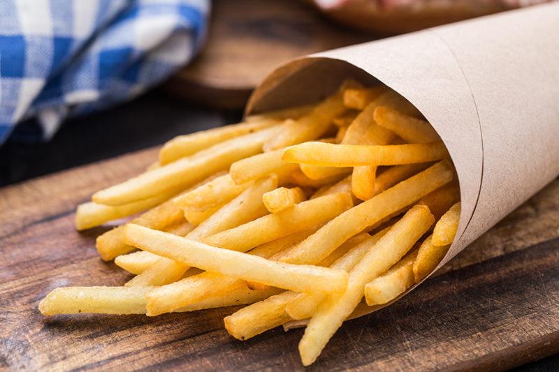картофель рецепт с фото