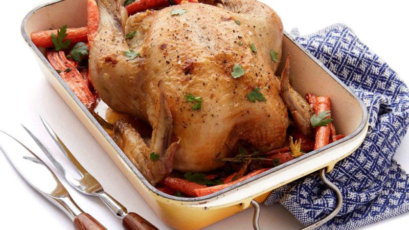 курица в духовке рецепт