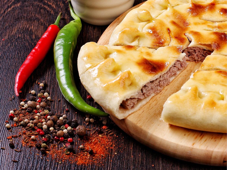 мясной пирог рецепт простой