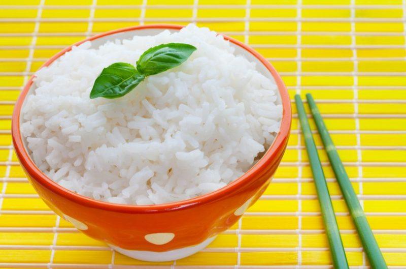 рис рецепт приготовления