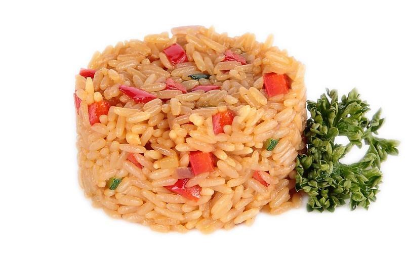 рис с овощами рецепт приготовления