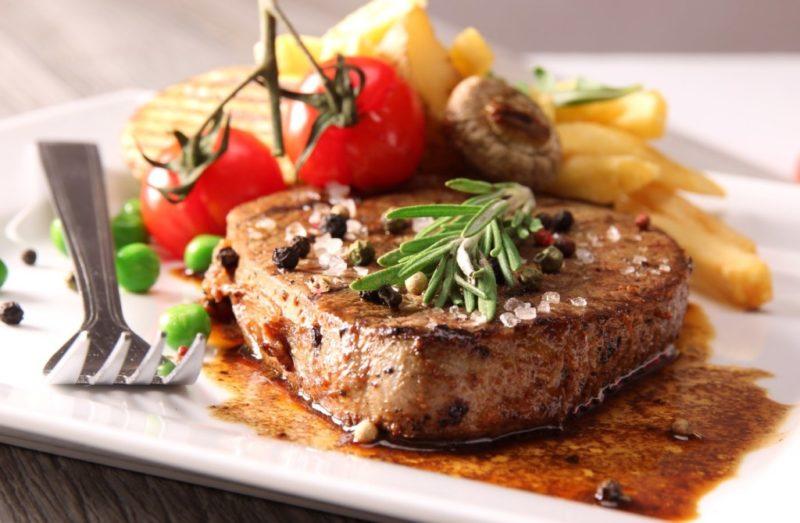 жареное мясо рецепт приготовления
