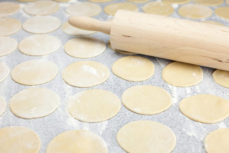 заварное тесто на вареники рецепт