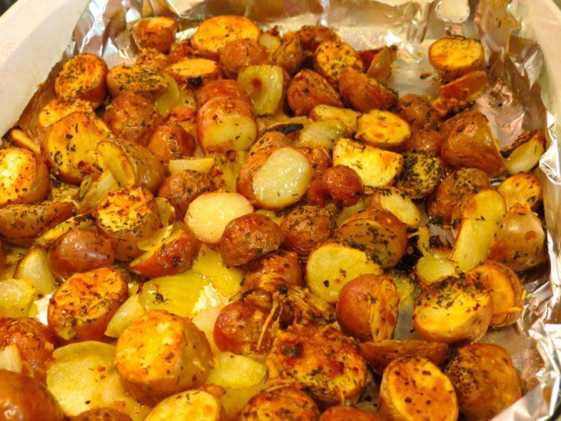 как готовить картошку в духовке