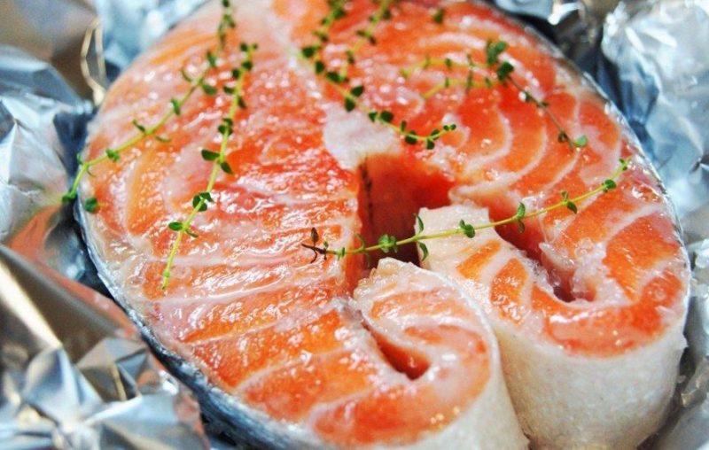 как готовить лосось