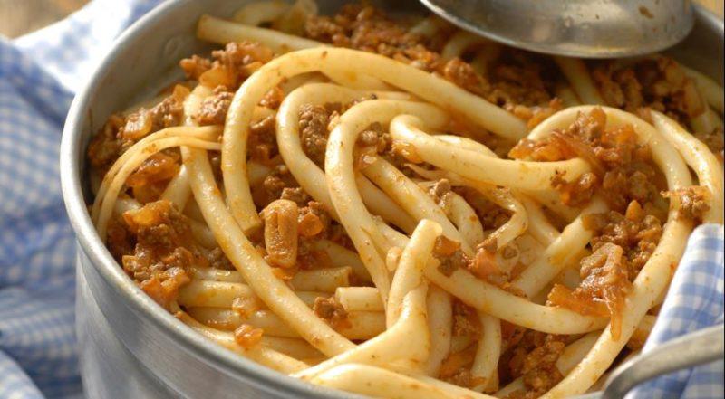 как готовить макароны по флотски