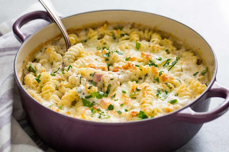 как готовить макароны с сыром