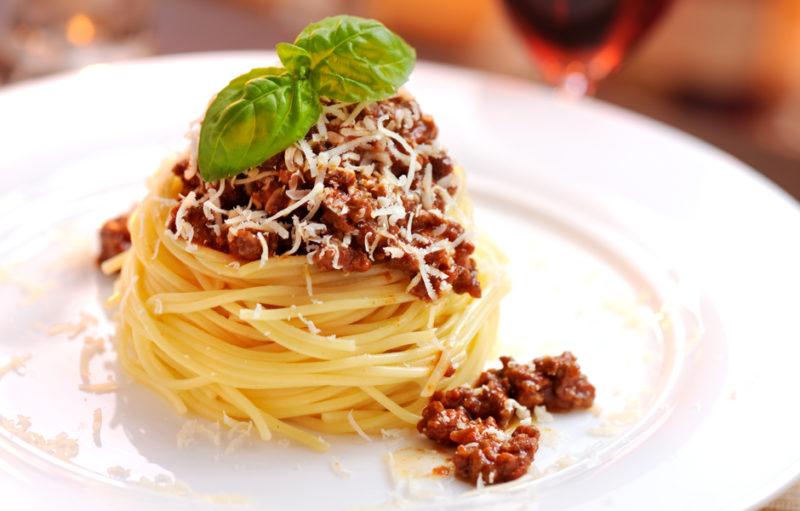 как готовить паста болоньезе