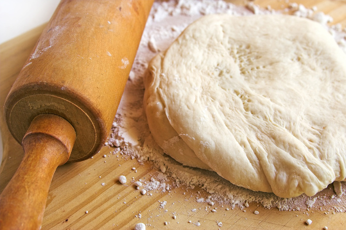как готовить тесто на манты