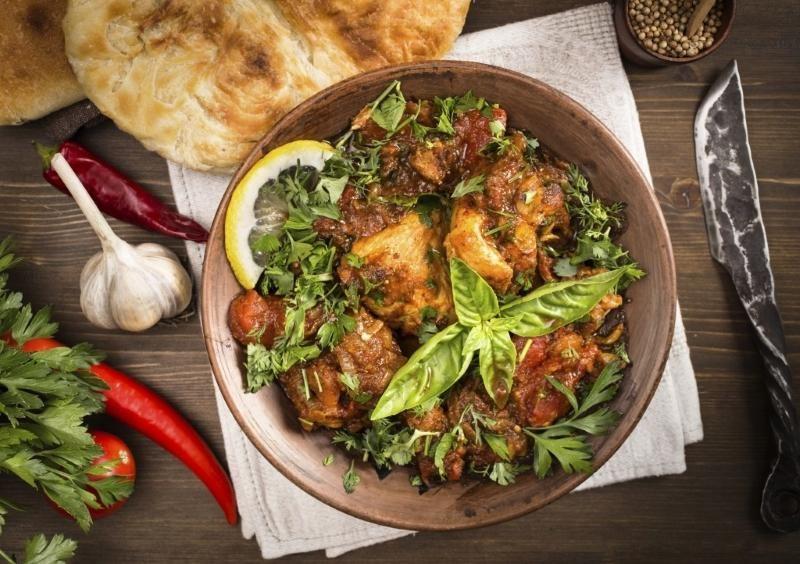 как готовить чахохбили