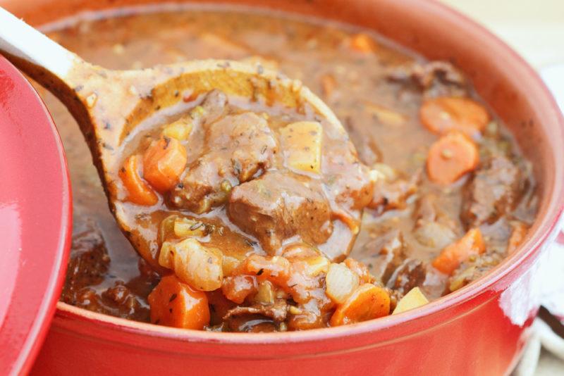 как приготовить мясное рагу