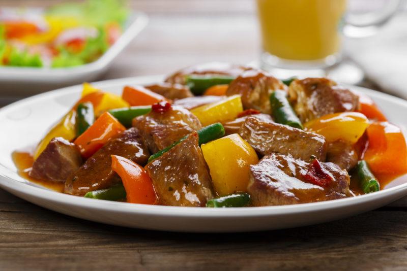 как приготовить рагу с мясом