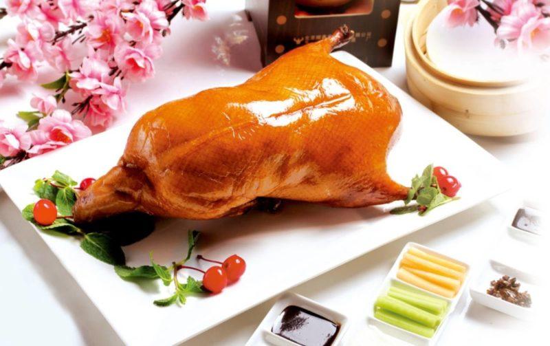 как приготовить утку по пекински