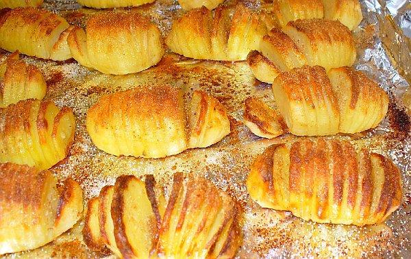 как сделать картошку в духовке