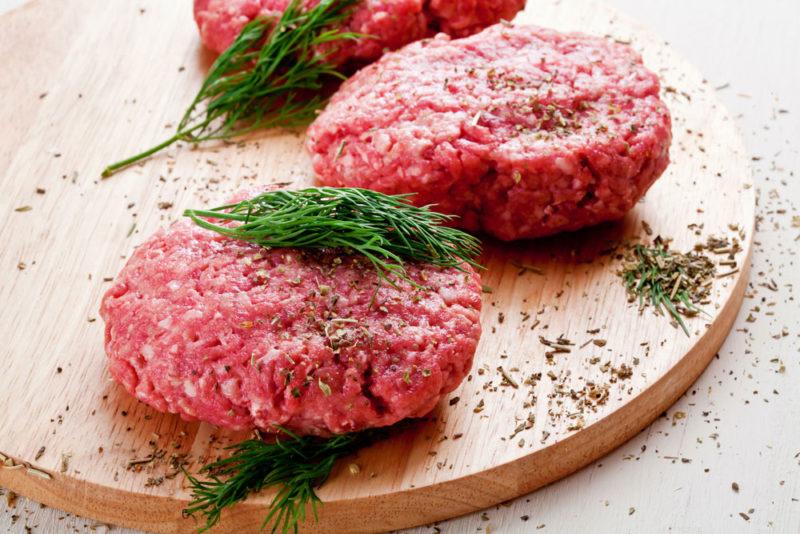 как сделать котлеты мясные