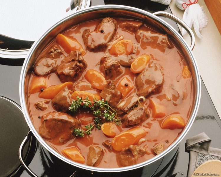 как сделать мясное рагу