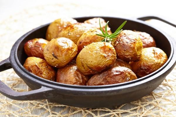 картошка в духовке рецепт приготовления