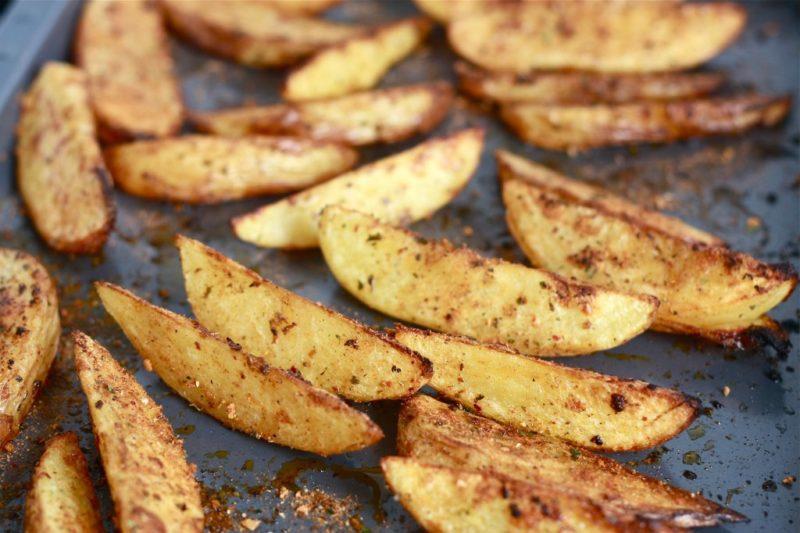 картошка в духовке рецепт