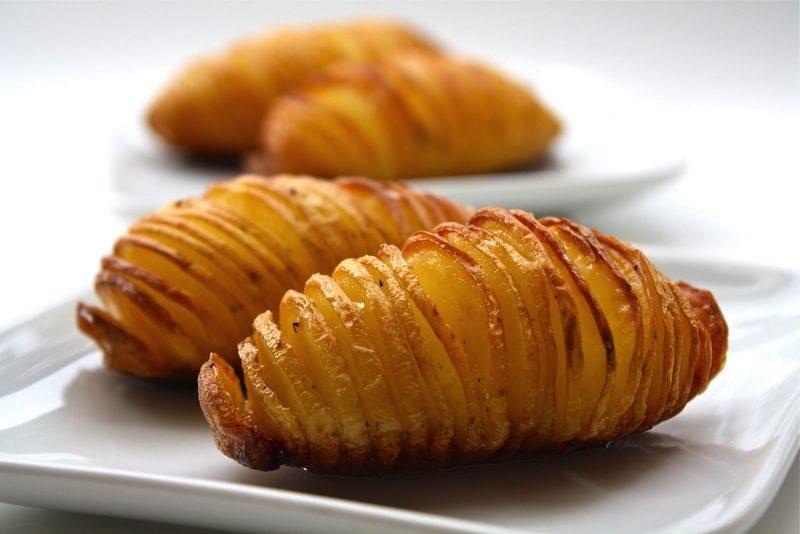 картошка рецепт приготовления