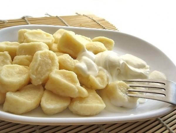 ленивые вареники с картошкой рецепт приготовления