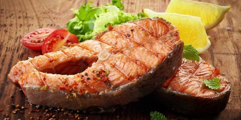 лосось рецепт приготовления