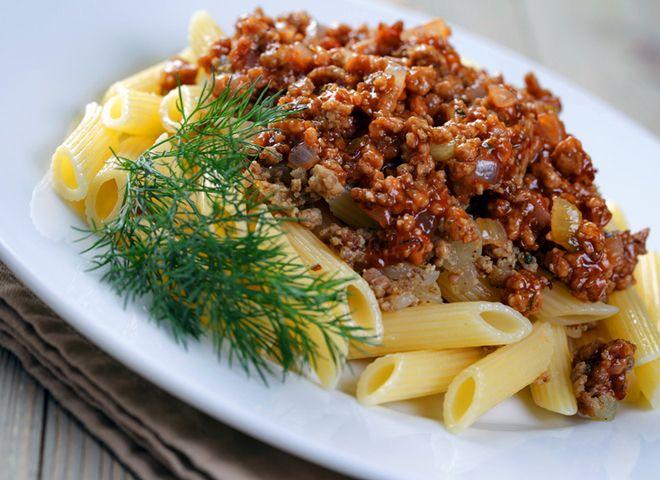 макароны по флотски рецепт приготовления