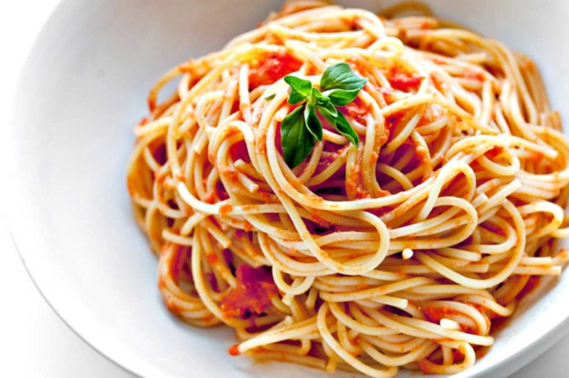 макароны рецепт приготовления