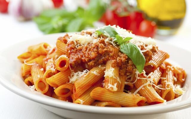 макароны с мясом рецепт приготовления