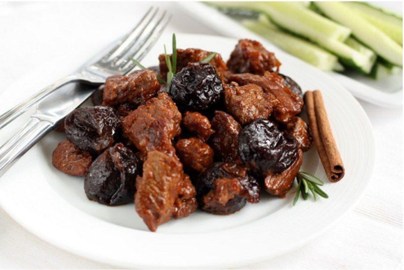 мясное рагу рецепты