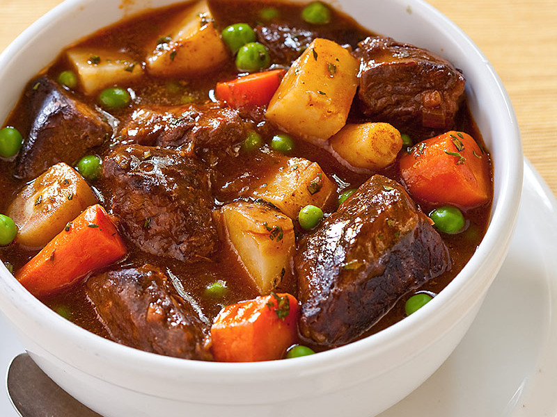 мясное рагу рецепт приготовления