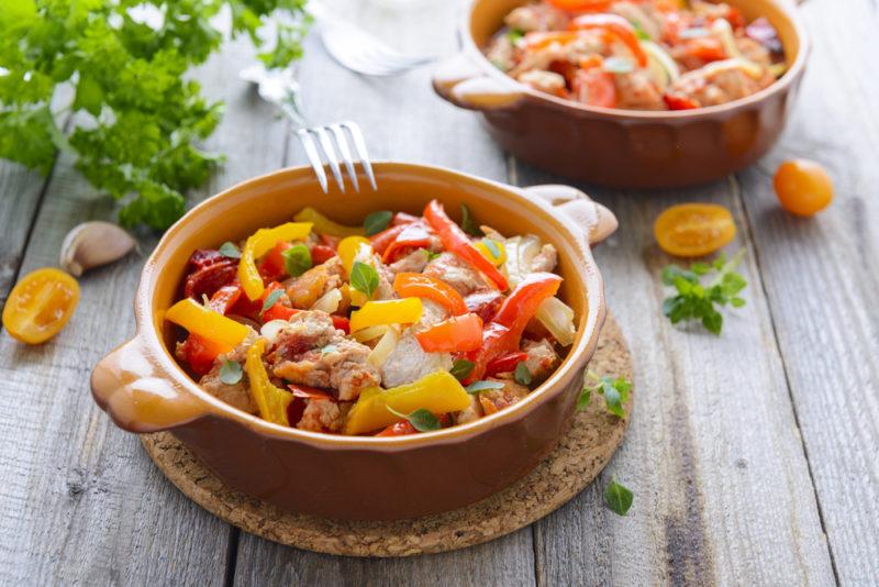 мясное рагу рецепт с фото