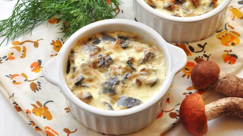 мясо с грибами рецепт приготовления