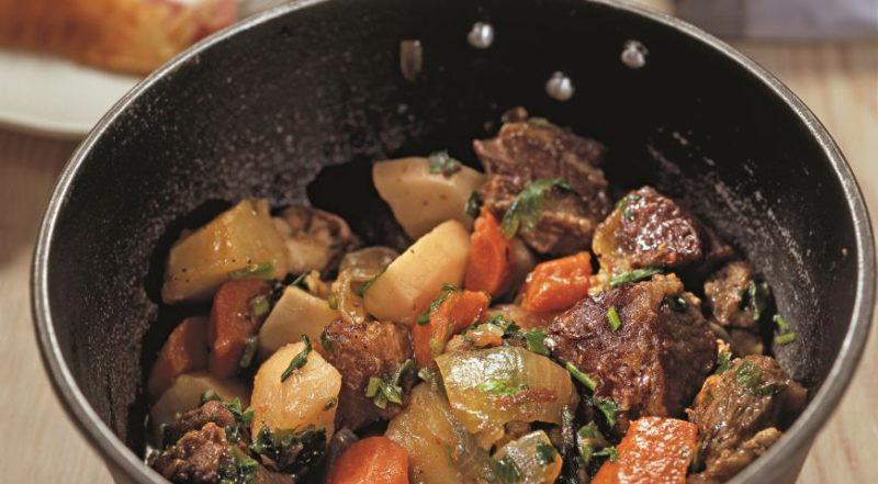 овощное рагу с мясом рецепты