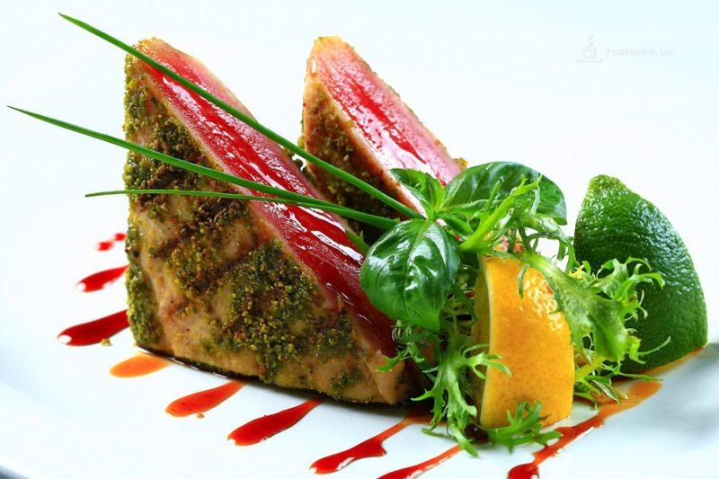 тунец рецепт приготовления