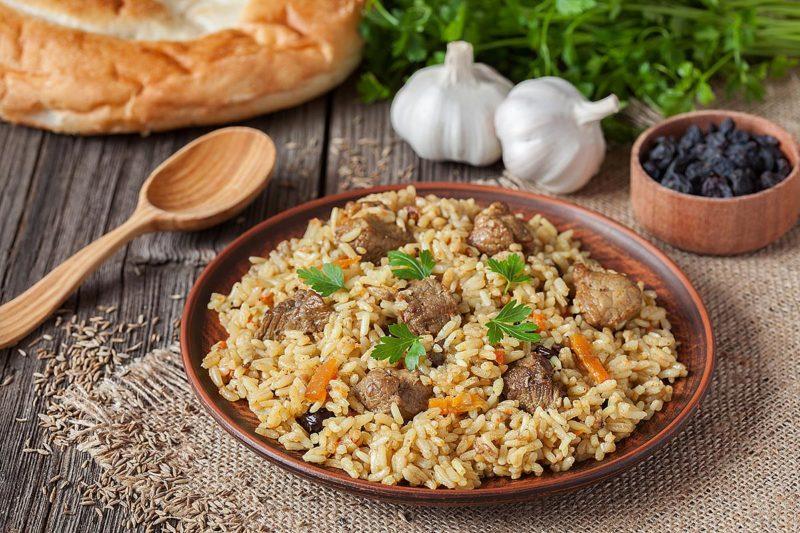 узбекский плов рецепты