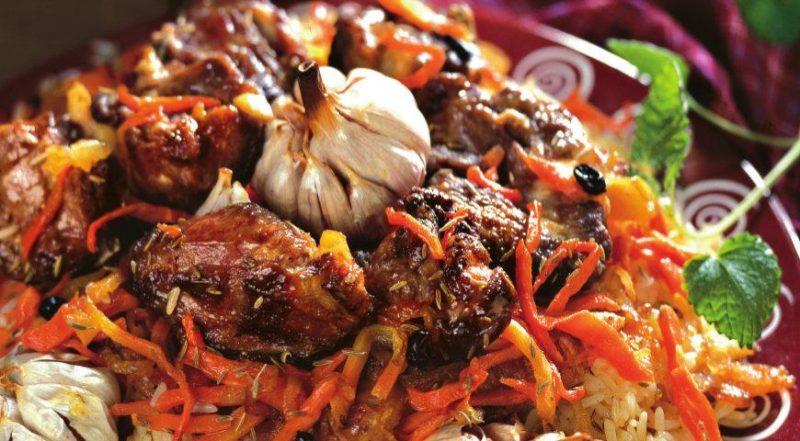 узбекский плов рецепт приготовления