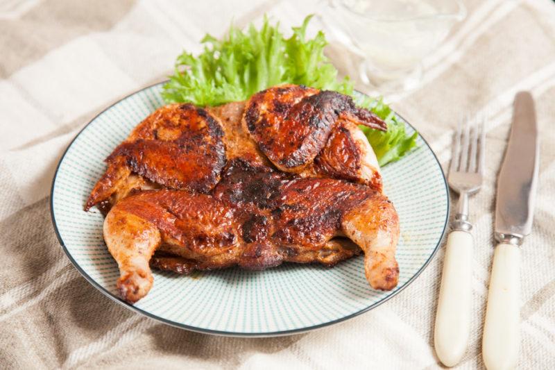 цыпленок табака рецепт приготовления