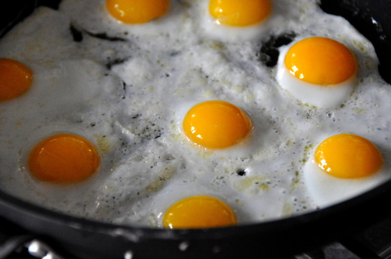 яичница рецепт с фото