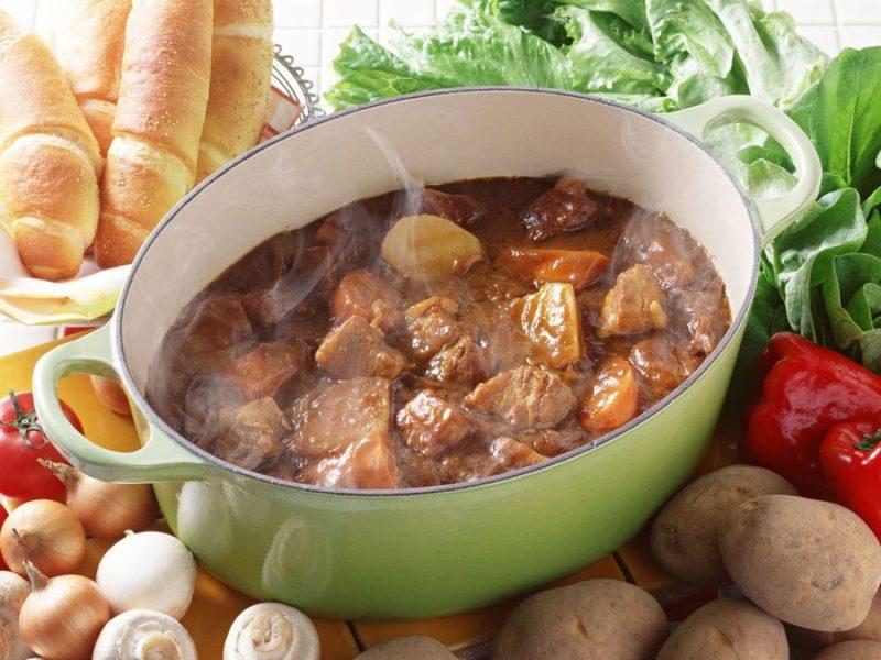 блюда из мяса свинины рецепт приготовления