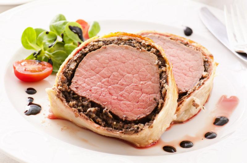 блюда из мяса свинины рецепт