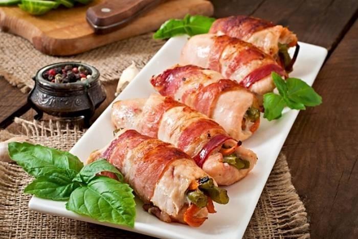 блюда из филе курицы рецепты
