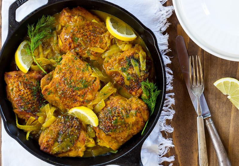 гуляш из курицы рецепты