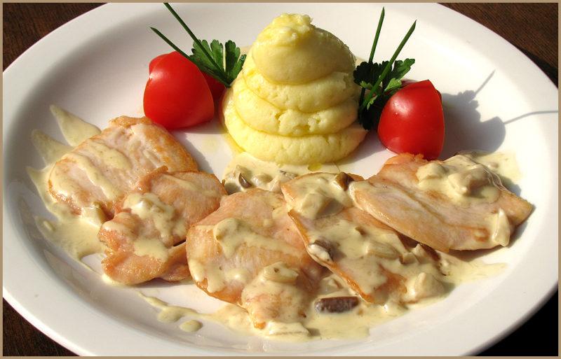 диетические блюда из курицы рецепт