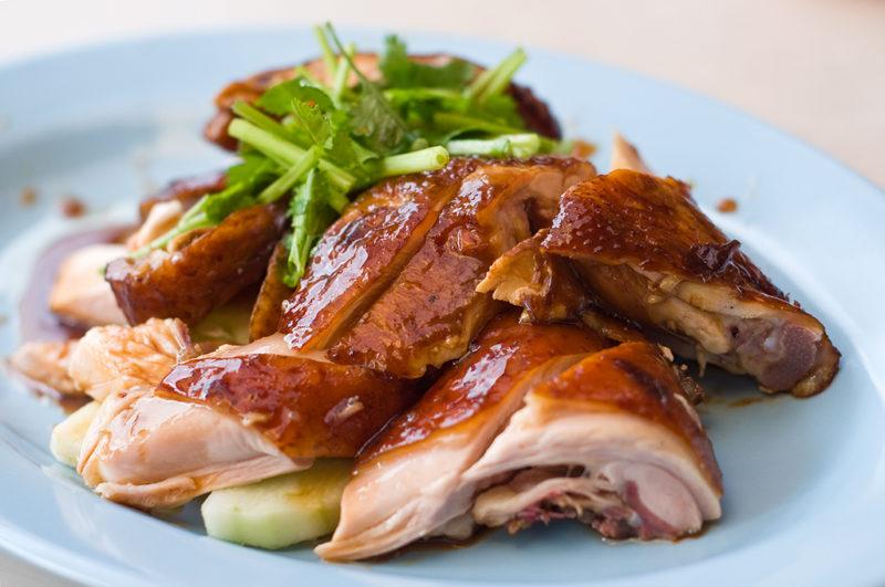 жареная курица рецепт приготовления
