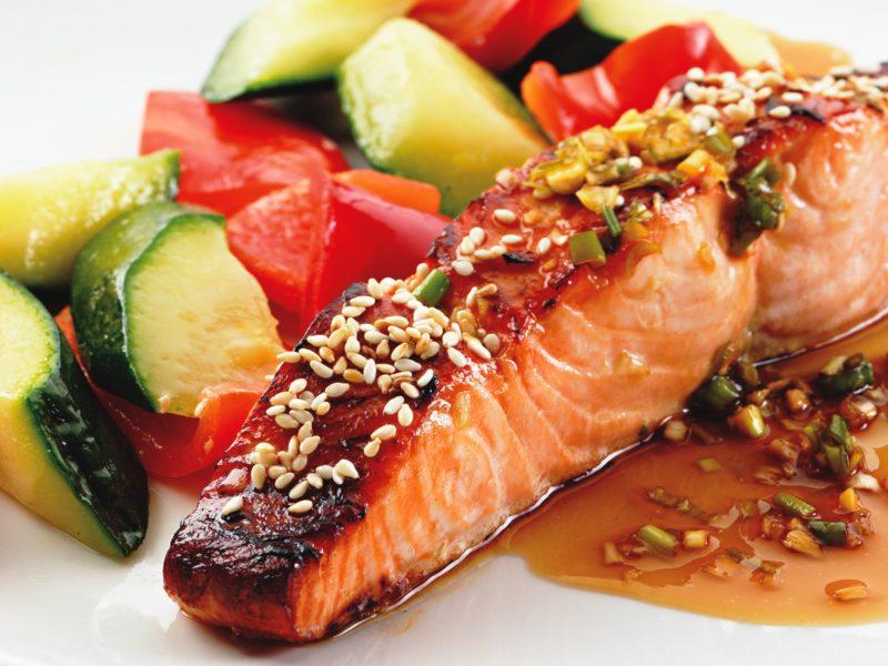 запеченная рыба рецепты